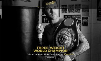 Our Work - Ricky Burns