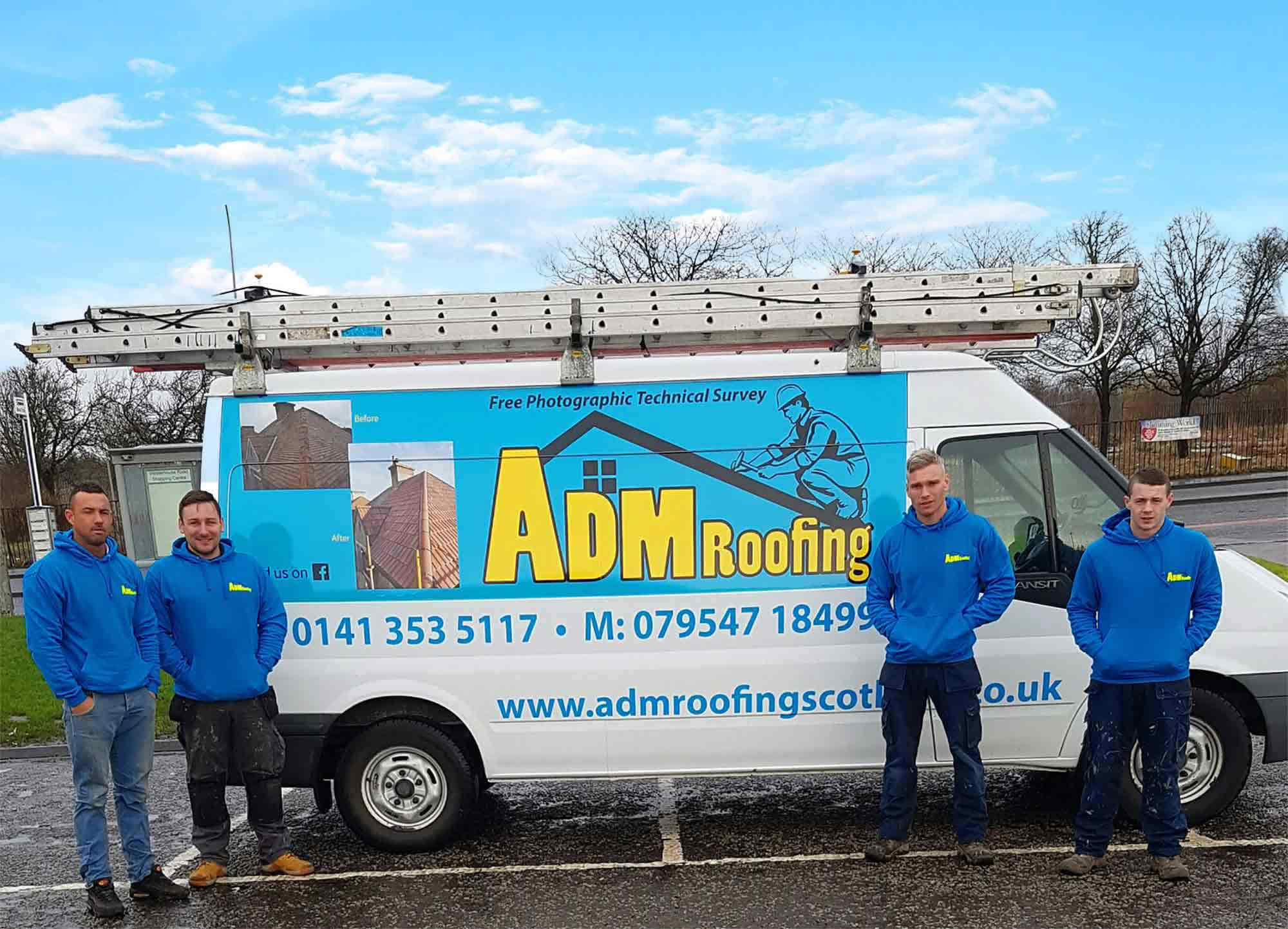 ADM Roofing Roofing