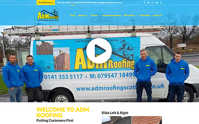 ADM Roofing mac