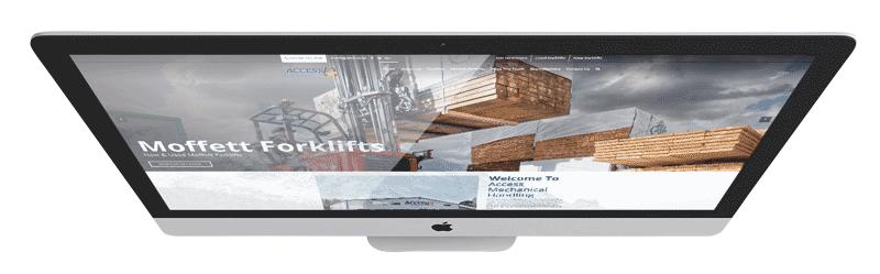 Access Mechanical Handling iMac