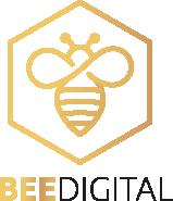 Bee Digital Logo Black