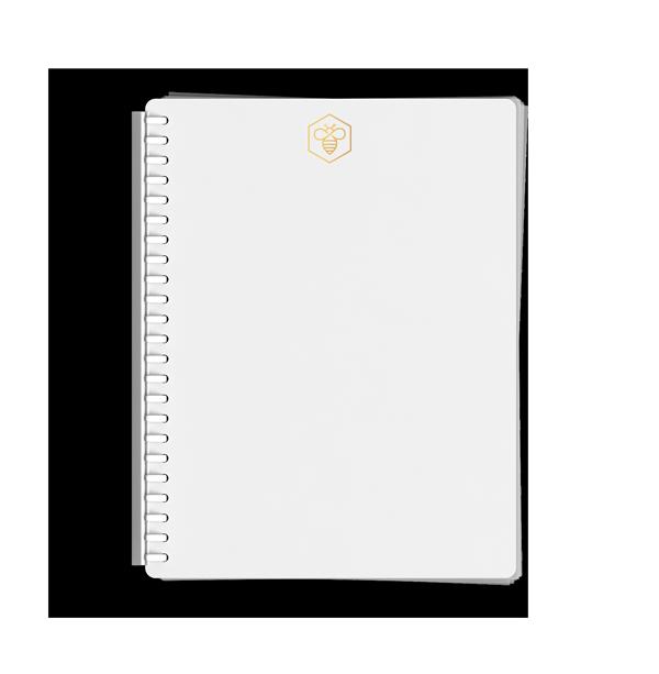 Bee Digital Notepad