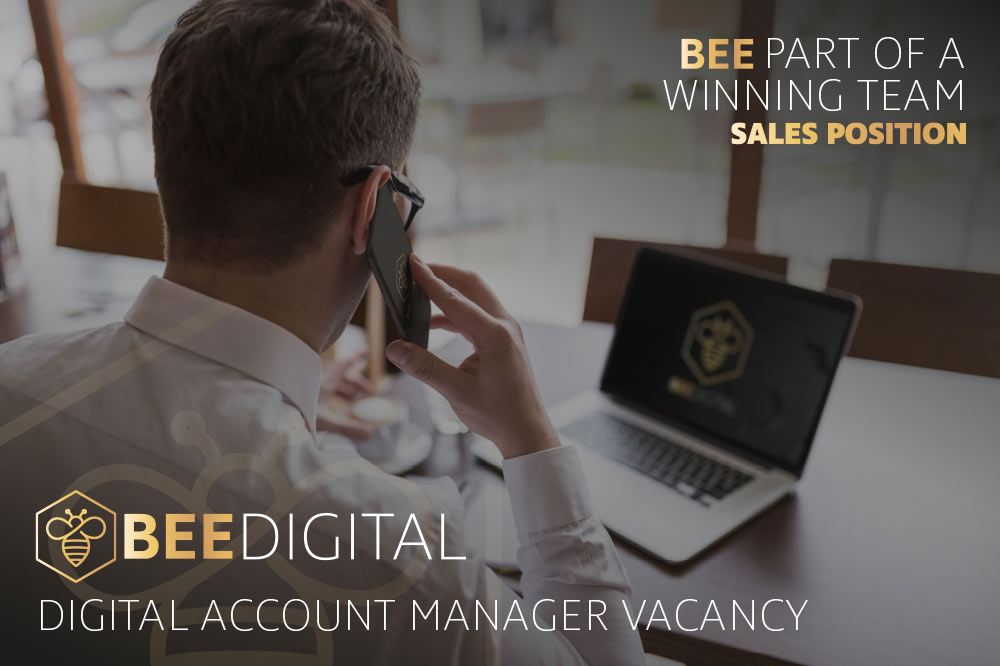 Bee Digital Vacancy Ad