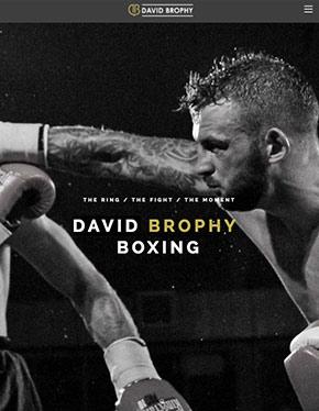 David Brophy ipad