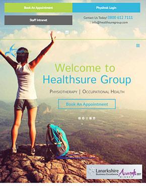 Healthsure Group ipad