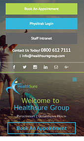 Healthsure Group iphone