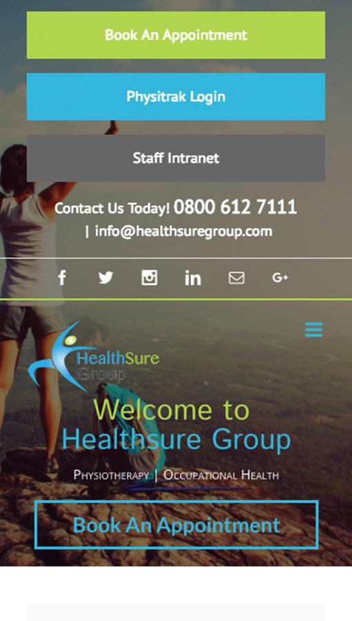 Healthsure Responsive