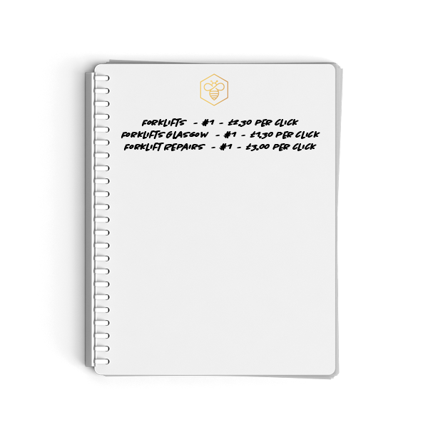 PPC Note Pad