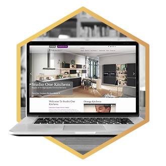 Simple Media Solutions Portfolio Studio-One Kitchens