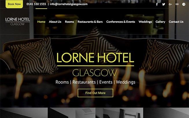 Lorne hotel mac